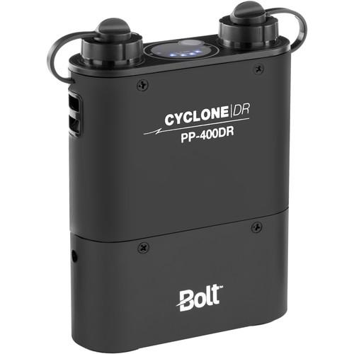 Bolt Cyclone DR PP-400DR Dual Outlet Power Pack PP-400DR