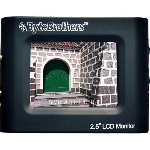 Byte Brothers Color Mini Monitor 2.5
