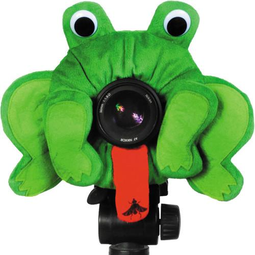 Camera Creatures Friendly Frog Posing Prop CCFF001