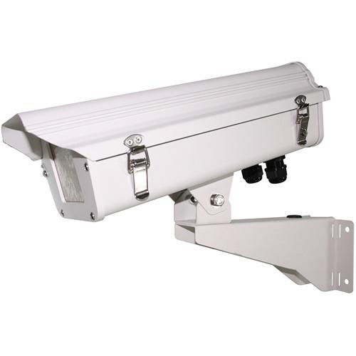 Canon A-OH15F Outdoor Housing with Wall Bracket (White) A-OH15F