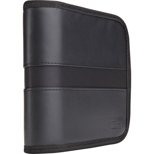 Case Logic  28-Disc CD Wallet (Black) EKW-28