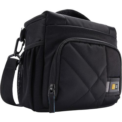 Case Logic CPL-105 DSLR Small Camera Shoulder Bag (Black)