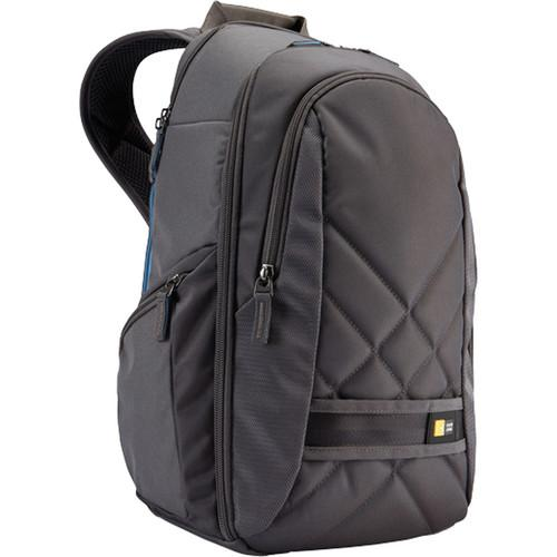 Case Logic CPL-108G DSLR Camera and iPad Backpack (Gray)