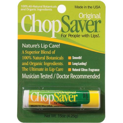 ChopSaver ChopSaver Original Lip Balm for Musicians 750122
