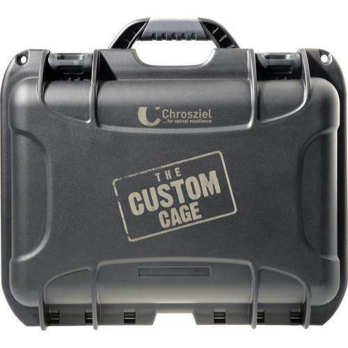 Chrosziel  Custom Cage Travel Case C-700-00-15