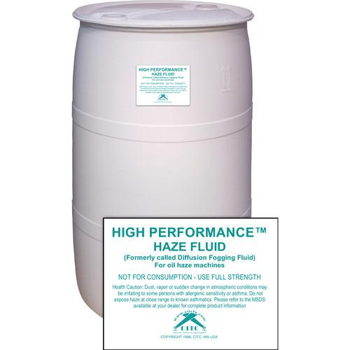 CITC Oil-Based Haze Machine Fluid (55 Gallons) 150660-D