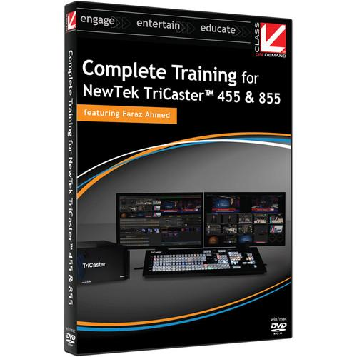 Class on Demand Video Download: Complete Training 99932