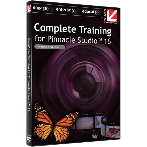 Class on Demand Video Download: Complete Training 99937