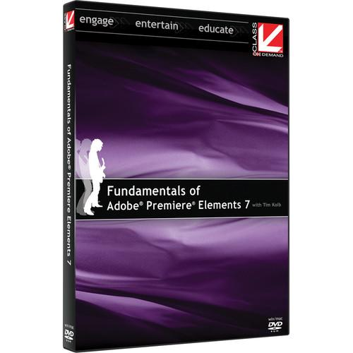 Class on Demand Video Download: Fundamentals of Premiere 90960