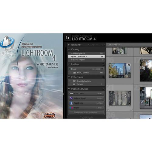 Class on Demand Video Download: Lightroom 4 Signature 99946