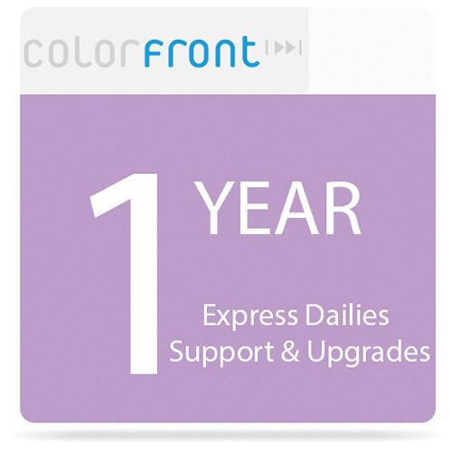 Colorfront Express Dailies 1-Year Support & SUPPORT EXD