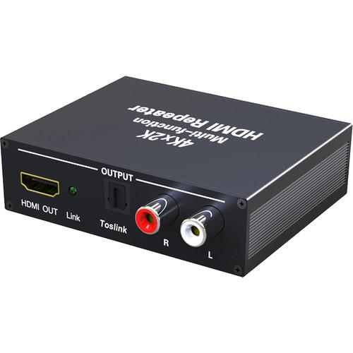 Comprehensive CP-HDA2 HDMI Audio Splitter/De-Embedder CP-HDA2