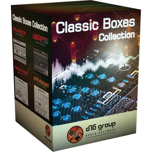 D16 Group  Classic Boxes Collection 11-31183