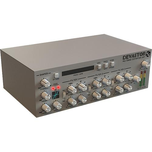 D16 Group Devastor Multiband Distortion Plug-In 11-31192