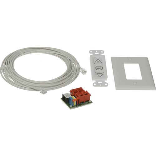 Da-Lite 38885 Built-In Smart Motor Hardware Kit (White) 38885