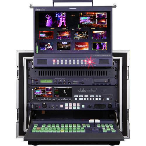 Datavideo MS-2800B 8-Channel HD/SD Mobile Video Studio MS-2800B