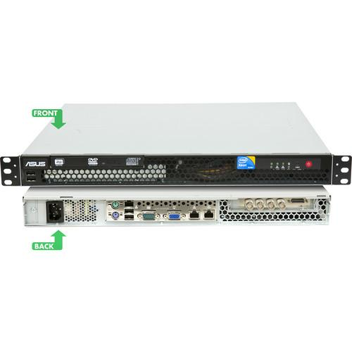 Datavideo PCRM-300-HD Rack-Mountable Character PCRM300HD