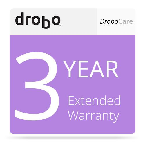 Drobo 3 Year DroboCare Extended Warranty for Drobo 5N DR-5N-1D11