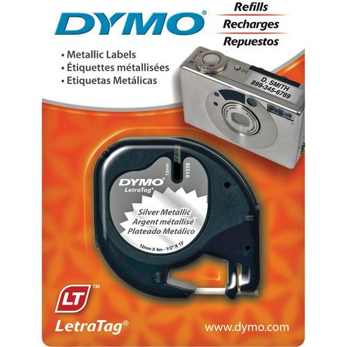 Dymo  Metallic LetraTag Tape 91338