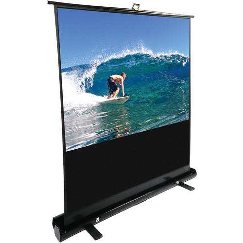 Elite Screens F74XWV1 ezCinema Portable Front Projection F74XWV1