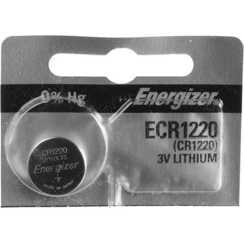 Energizer  CR1220 Lithium Coin Battery CR1220