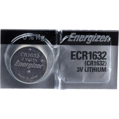 Energizer CR1632 Coin Lithium Battery (3V, 130mAh) 1632