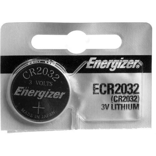Energizer  CR2032 Lithium Coin Battery CR2032