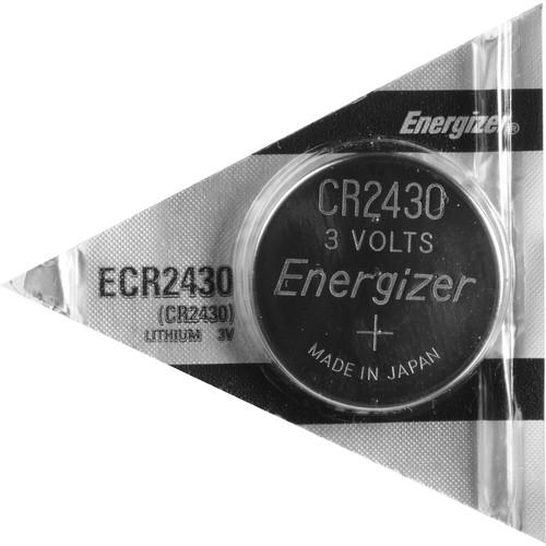 Energizer  CR2430 Lithium Coin Battery CR2430