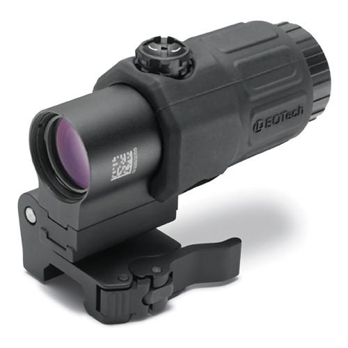 EOTech EOTech G33.STS 3x Magnifier with Mount (Black) G33.STS
