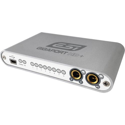 ESI Gigaport HD  8-Output USB Audio Interface GIGAPORT HD
