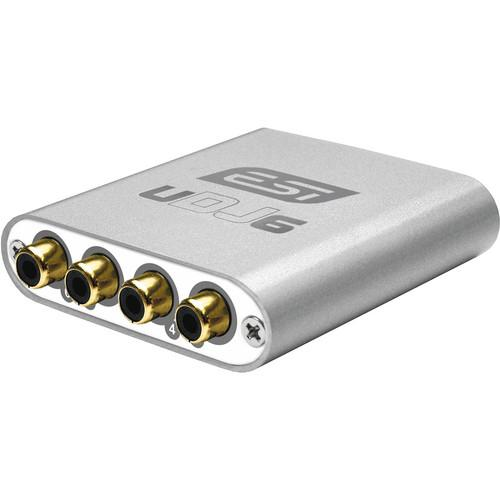 ESI  UDJ6 6-Output USB Audio Interface UDJ6