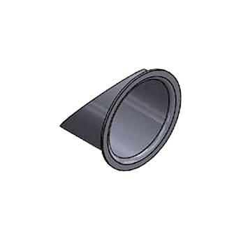 ETC  Half Hat for Source 4 Mini (Black) PSF1107