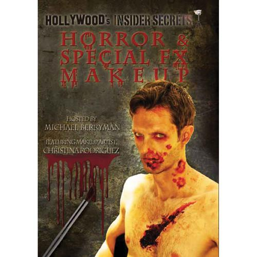 First Light Video DVD: Horror & Special FX Makeup F2700DVD