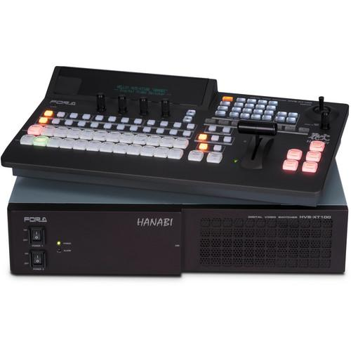 For.A HVS-100 HD/SD Portable Video Switcher HVS-100 TYPE A
