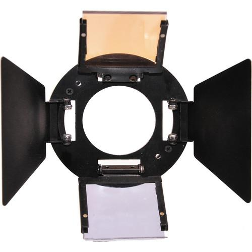 Frezzi Barn Door and Combo Color Filter for HyLight 99015