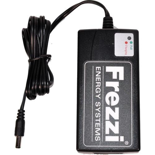 Frezzi FLC-1B Compact Travel Charger with Power Supply 93927