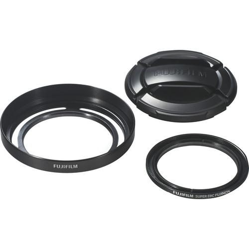 Fujifilm X20 Lens Hood and Filter Set for X10, X20, or 16325945