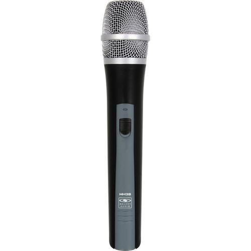 Galaxy Audio HH38 Handheld Wireless-Transmitter HH38 D