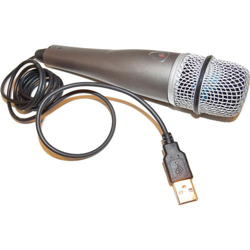 Gem Sound  GM-50 Handheld USB Microphone GM50