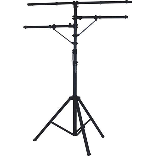 Gem Sound LTS-01 Tripod with T-Bar and Side Supports (11') LTS01