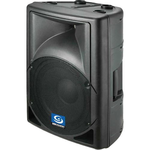 Gem Sound  PXA110 2-Way Powered Speaker PXA110