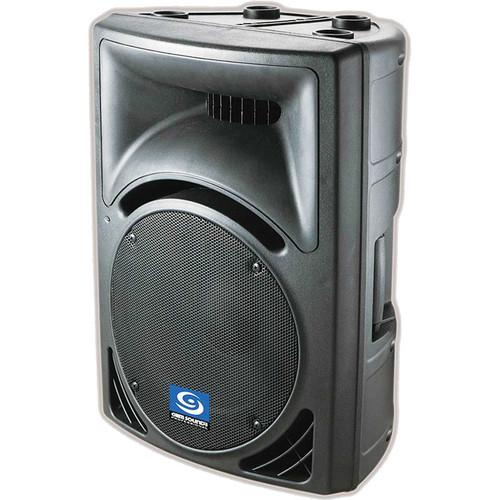 Gem Sound PXA115USB 2-Way Powered Speaker PXA115USB