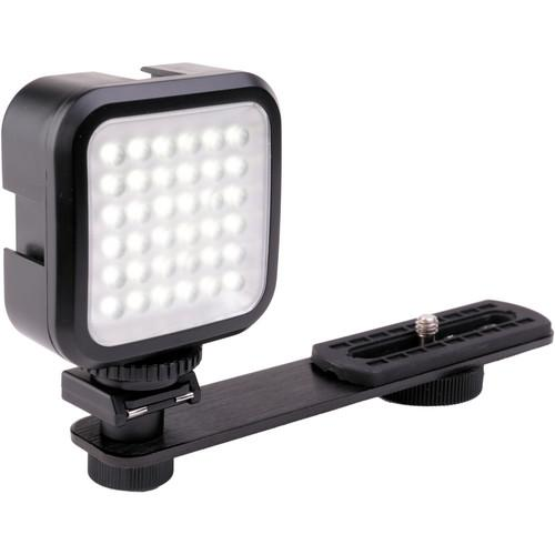 Genaray LED-2100 36 LED Compact On-Camera Light LED-2100