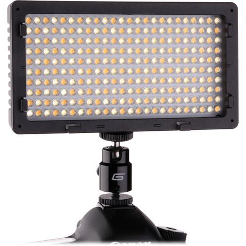 Genaray LED-5700T 240 LED Variable-Color On-Camera LED-5700T