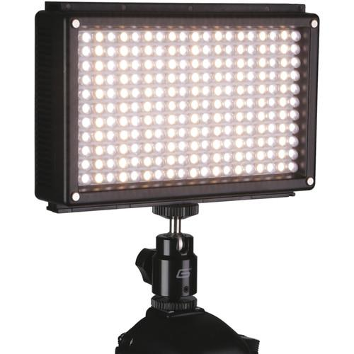Genaray LED-6500T 209 LED Variable-Color On-Camera LED-6500T