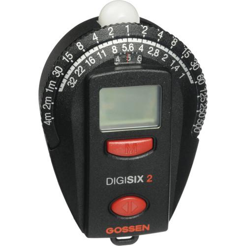 Gossen  Digisix 2 Light Meter GO 4006-2
