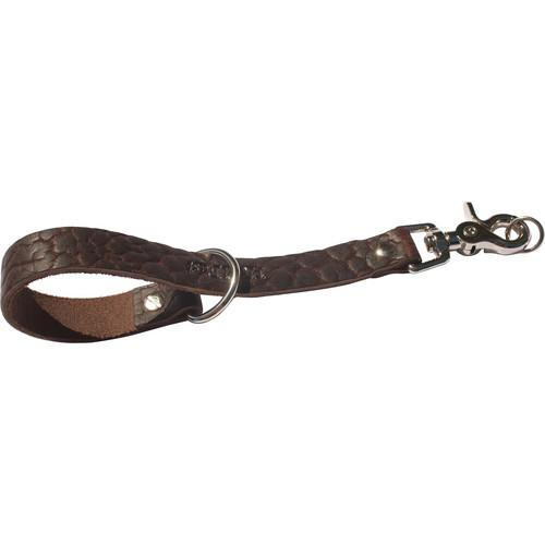 HoldFast Gear Camera Leash (American Bison, Mahogany) CL01-AB-MA