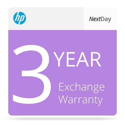 HP 3-Year Care Pack Business Priority Support with Next UQ218E