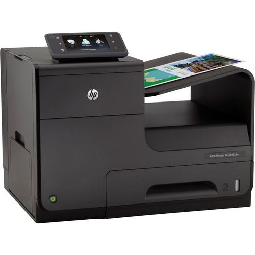 HP Officejet Pro X551dw Wireless Color Inkjet Printer CV037A
