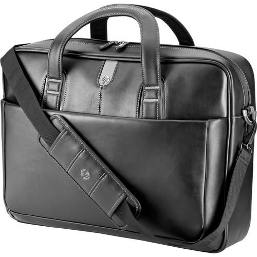 HP  Professional Leather Case (Black) H4J94AA